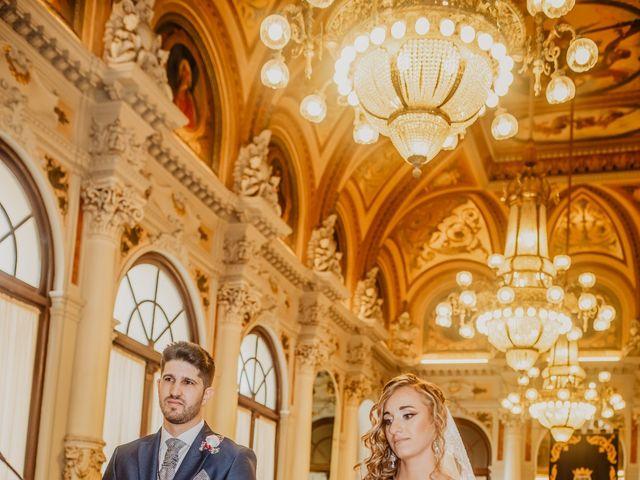 La boda de Jonatan y Lorena en Puerto De La Torre, Málaga 18