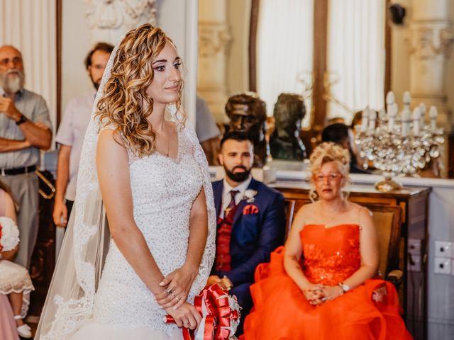 La boda de Jonatan y Lorena en Puerto De La Torre, Málaga 21