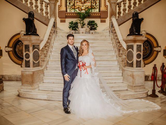 La boda de Jonatan y Lorena en Puerto De La Torre, Málaga 26