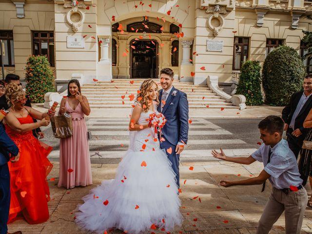 La boda de Jonatan y Lorena en Puerto De La Torre, Málaga 29