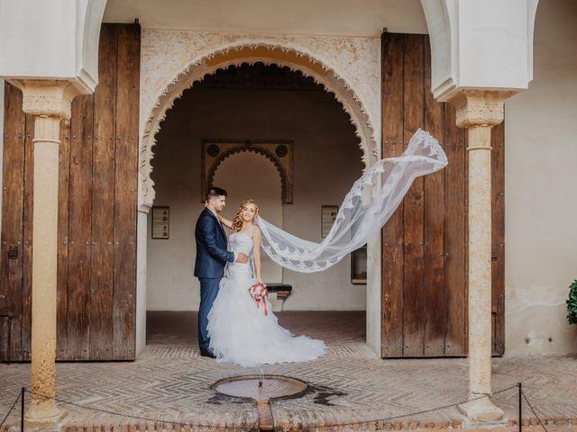 La boda de Jonatan y Lorena en Puerto De La Torre, Málaga 31