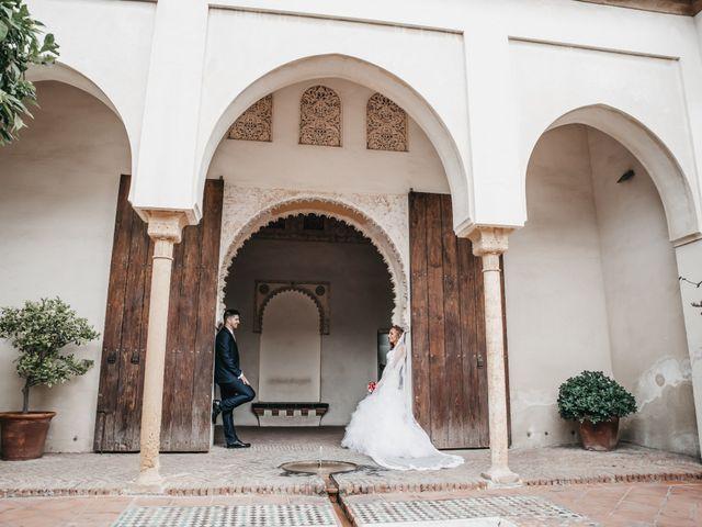 La boda de Jonatan y Lorena en Puerto De La Torre, Málaga 32