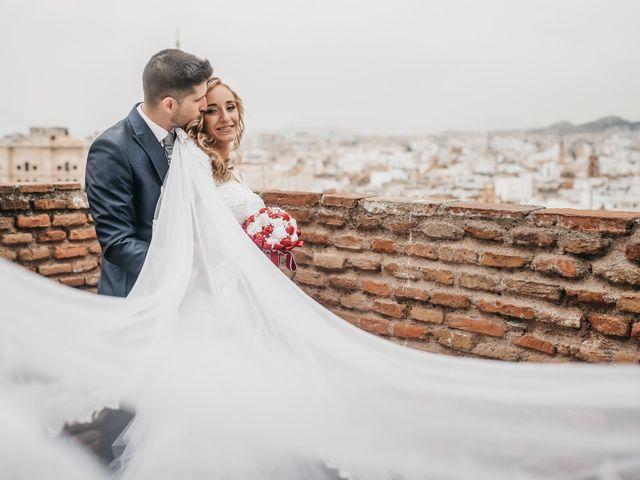 La boda de Jonatan y Lorena en Puerto De La Torre, Málaga 34