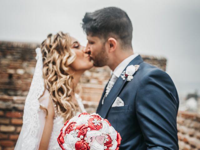 La boda de Jonatan y Lorena en Puerto De La Torre, Málaga 35