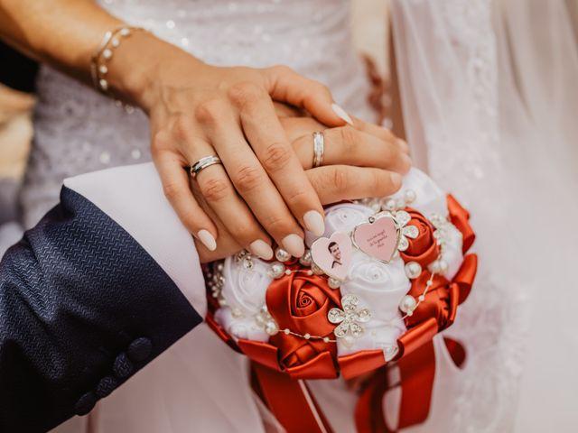 La boda de Jonatan y Lorena en Puerto De La Torre, Málaga 36