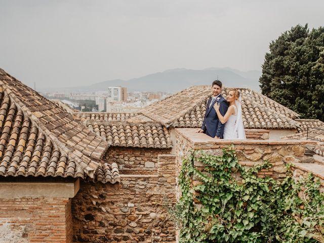 La boda de Jonatan y Lorena en Puerto De La Torre, Málaga 49