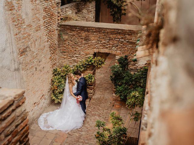 La boda de Jonatan y Lorena en Puerto De La Torre, Málaga 50