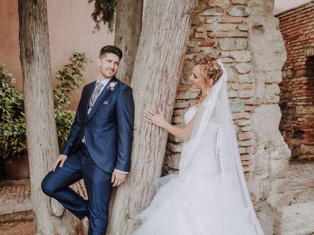 La boda de Jonatan y Lorena en Puerto De La Torre, Málaga 51