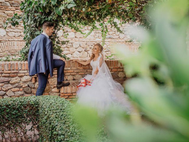 La boda de Jonatan y Lorena en Puerto De La Torre, Málaga 52