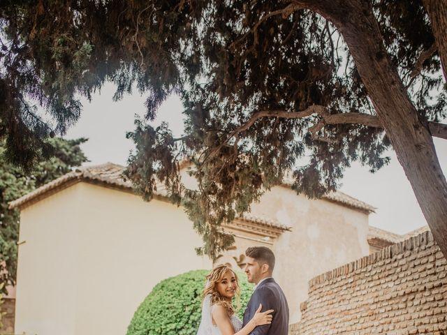 La boda de Jonatan y Lorena en Puerto De La Torre, Málaga 55