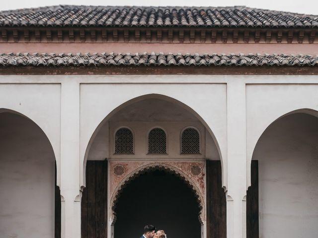 La boda de Jonatan y Lorena en Puerto De La Torre, Málaga 57