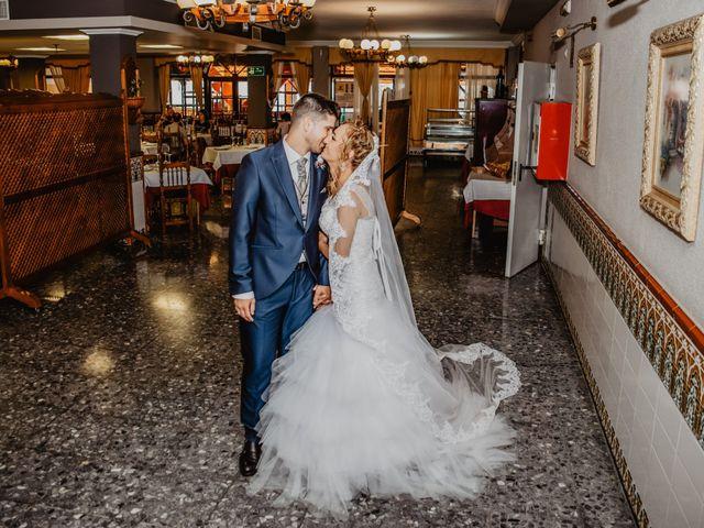La boda de Jonatan y Lorena en Puerto De La Torre, Málaga 58