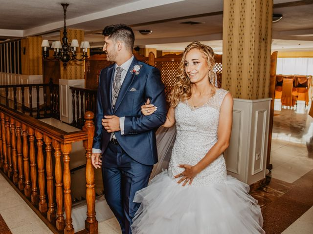 La boda de Jonatan y Lorena en Puerto De La Torre, Málaga 59