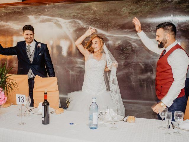 La boda de Jonatan y Lorena en Puerto De La Torre, Málaga 61