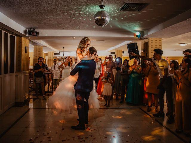 La boda de Jonatan y Lorena en Puerto De La Torre, Málaga 73
