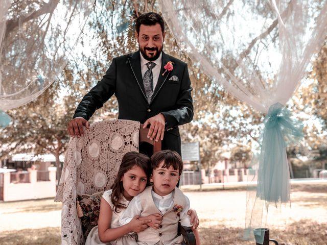 La boda de Rubén y Ana en Aspe, Alicante 10