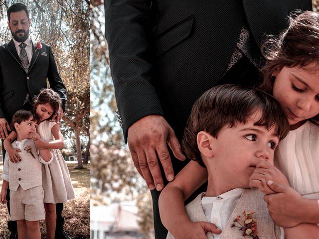 La boda de Rubén y Ana en Aspe, Alicante 11