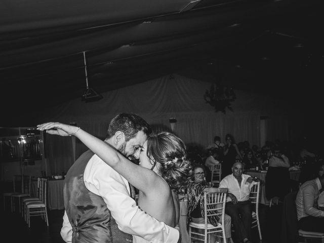 La boda de Rubén y Ana en Aspe, Alicante 1