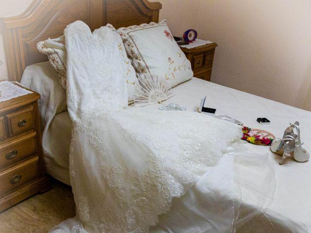 La boda de Rubén y Ana en Aspe, Alicante 12