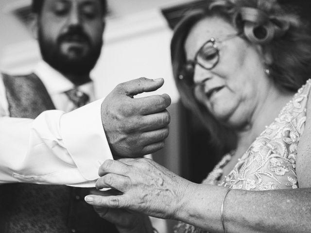 La boda de Rubén y Ana en Aspe, Alicante 13