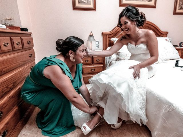 La boda de Rubén y Ana en Aspe, Alicante 23