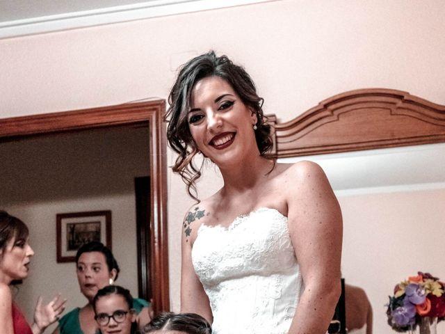 La boda de Rubén y Ana en Aspe, Alicante 24