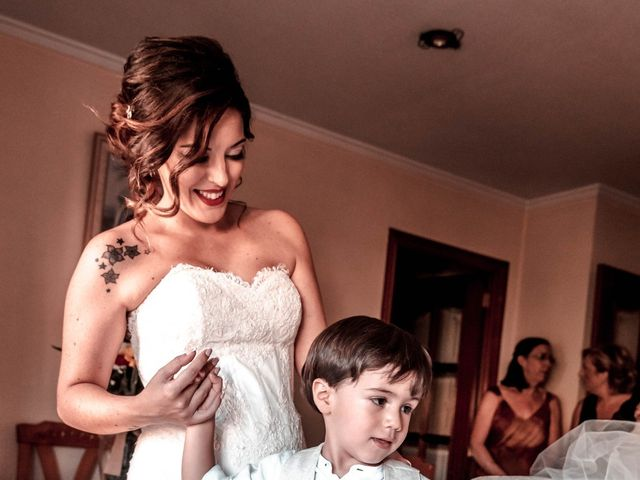 La boda de Rubén y Ana en Aspe, Alicante 26