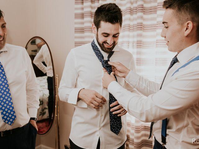 La boda de David y Rosa en Argamasilla De Alba, Ciudad Real 4