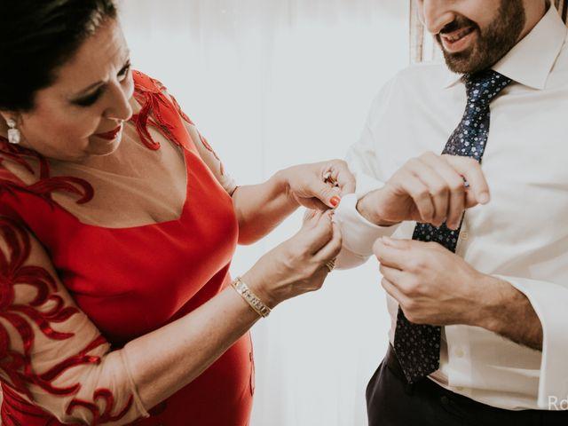La boda de David y Rosa en Argamasilla De Alba, Ciudad Real 5