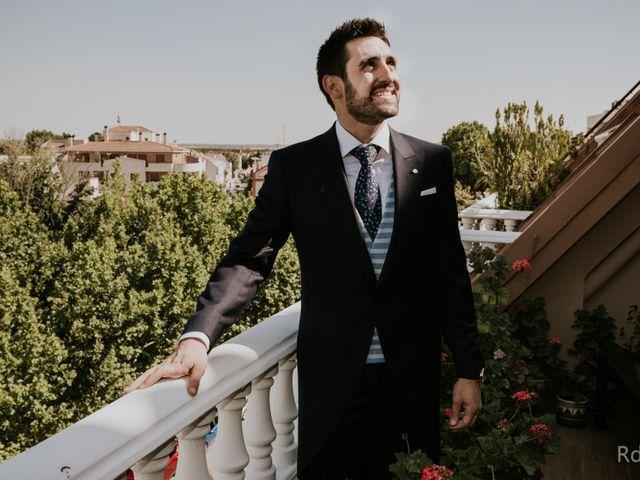 La boda de David y Rosa en Argamasilla De Alba, Ciudad Real 7