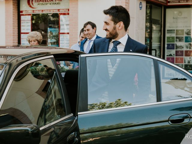 La boda de David y Rosa en Argamasilla De Alba, Ciudad Real 8