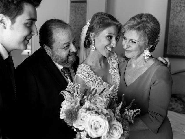 La boda de David y Rosa en Argamasilla De Alba, Ciudad Real 19
