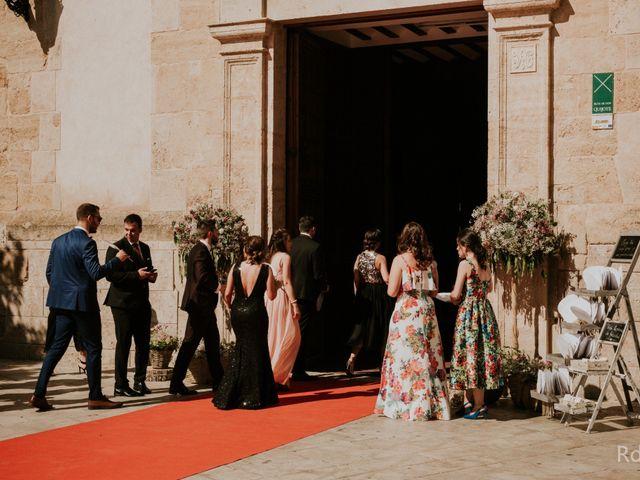 La boda de David y Rosa en Argamasilla De Alba, Ciudad Real 21