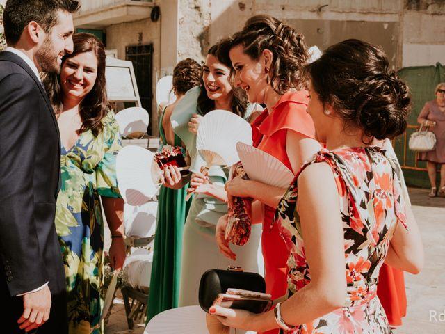 La boda de David y Rosa en Argamasilla De Alba, Ciudad Real 22