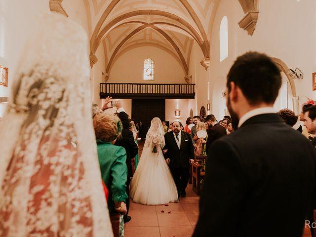 La boda de David y Rosa en Argamasilla De Alba, Ciudad Real 24