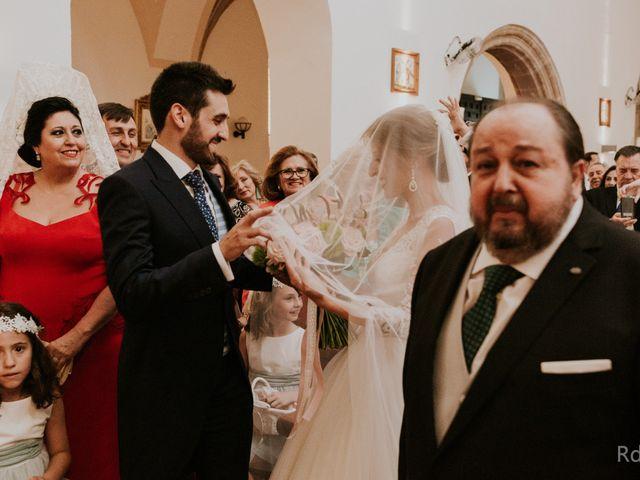 La boda de David y Rosa en Argamasilla De Alba, Ciudad Real 25