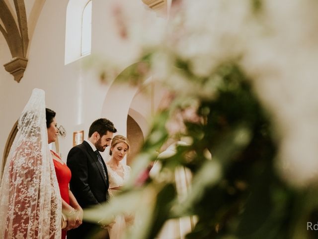 La boda de David y Rosa en Argamasilla De Alba, Ciudad Real 27