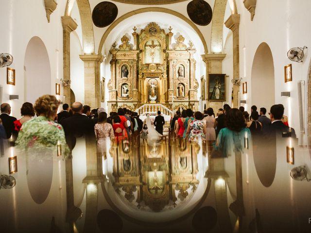 La boda de David y Rosa en Argamasilla De Alba, Ciudad Real 28