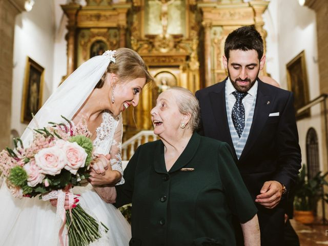 La boda de David y Rosa en Argamasilla De Alba, Ciudad Real 30
