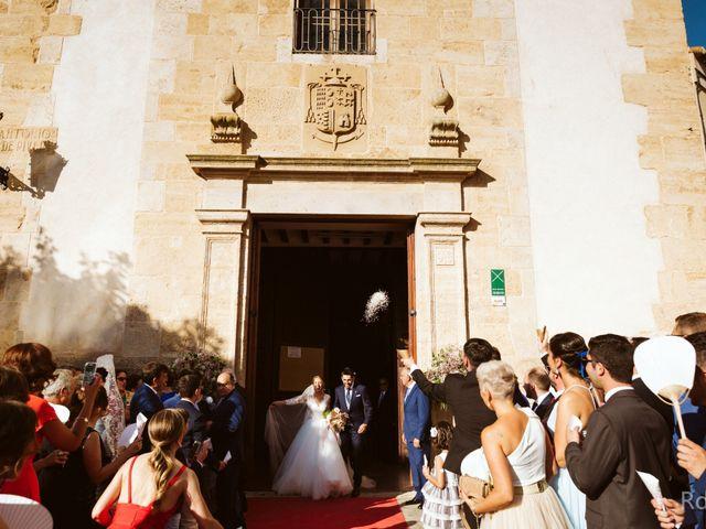 La boda de David y Rosa en Argamasilla De Alba, Ciudad Real 32