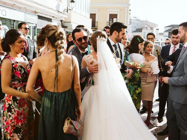 La boda de David y Rosa en Argamasilla De Alba, Ciudad Real 33