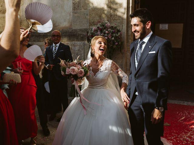 La boda de David y Rosa en Argamasilla De Alba, Ciudad Real 34