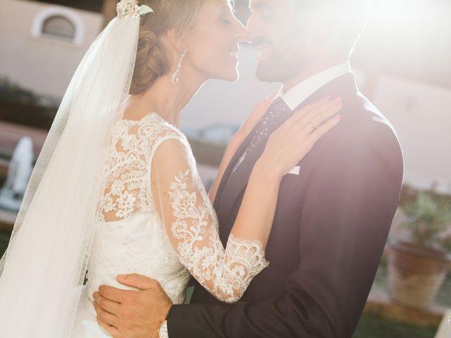 La boda de David y Rosa en Argamasilla De Alba, Ciudad Real 37