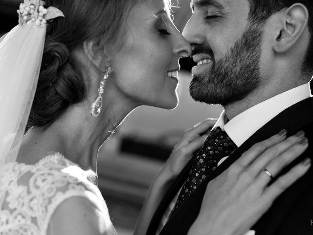 La boda de David y Rosa en Argamasilla De Alba, Ciudad Real 38
