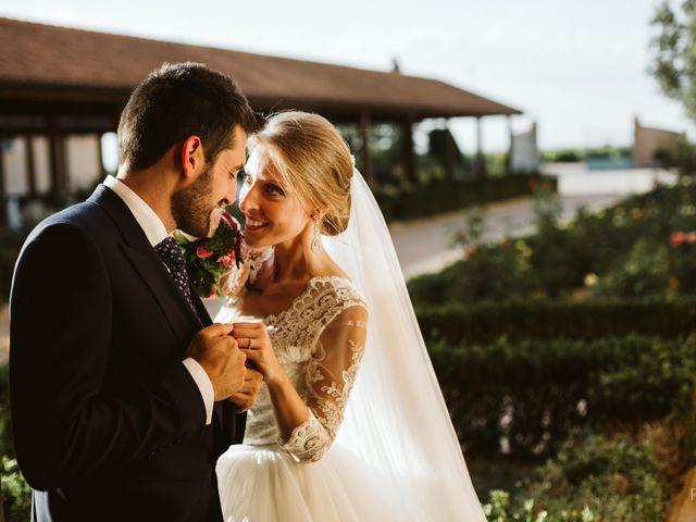 La boda de David y Rosa en Argamasilla De Alba, Ciudad Real 40