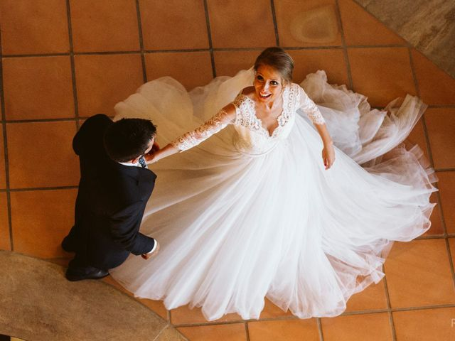 La boda de David y Rosa en Argamasilla De Alba, Ciudad Real 42