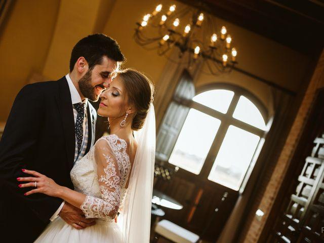 La boda de David y Rosa en Argamasilla De Alba, Ciudad Real 43