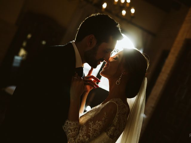La boda de David y Rosa en Argamasilla De Alba, Ciudad Real 44