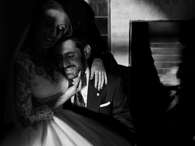 La boda de David y Rosa en Argamasilla De Alba, Ciudad Real 46