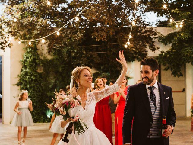 La boda de David y Rosa en Argamasilla De Alba, Ciudad Real 51